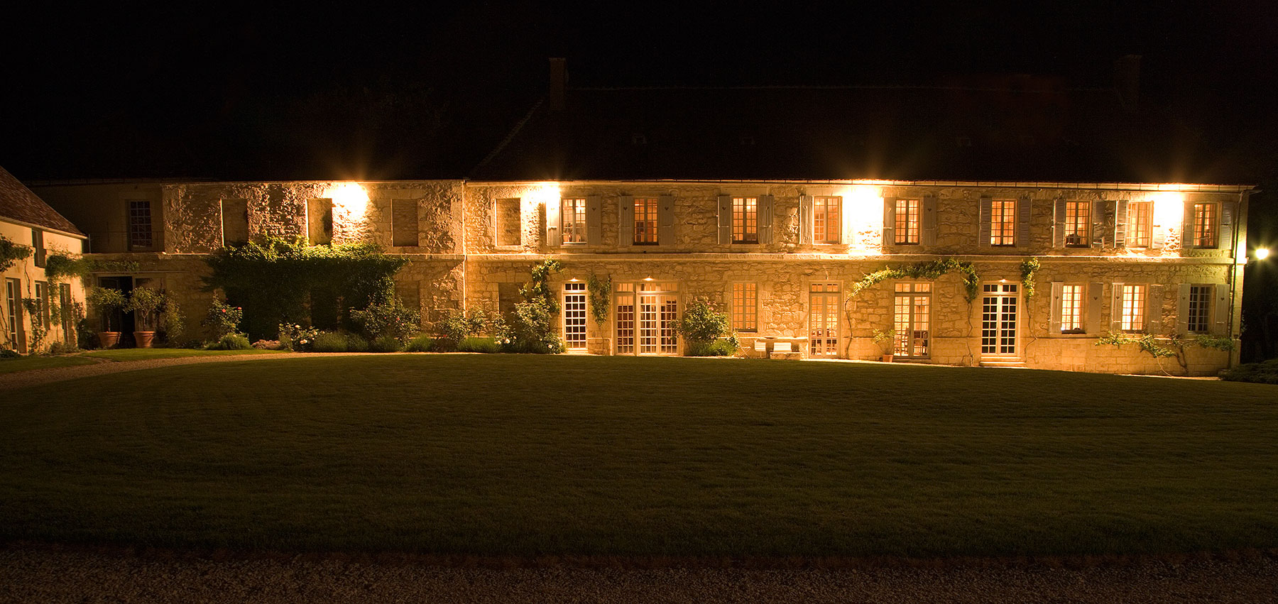 Chateau de Mailly Annex