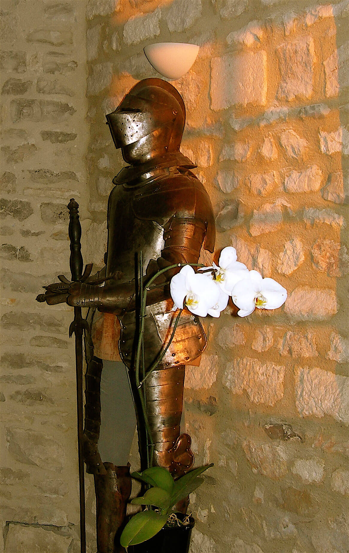 chateau de mailly suit of armor